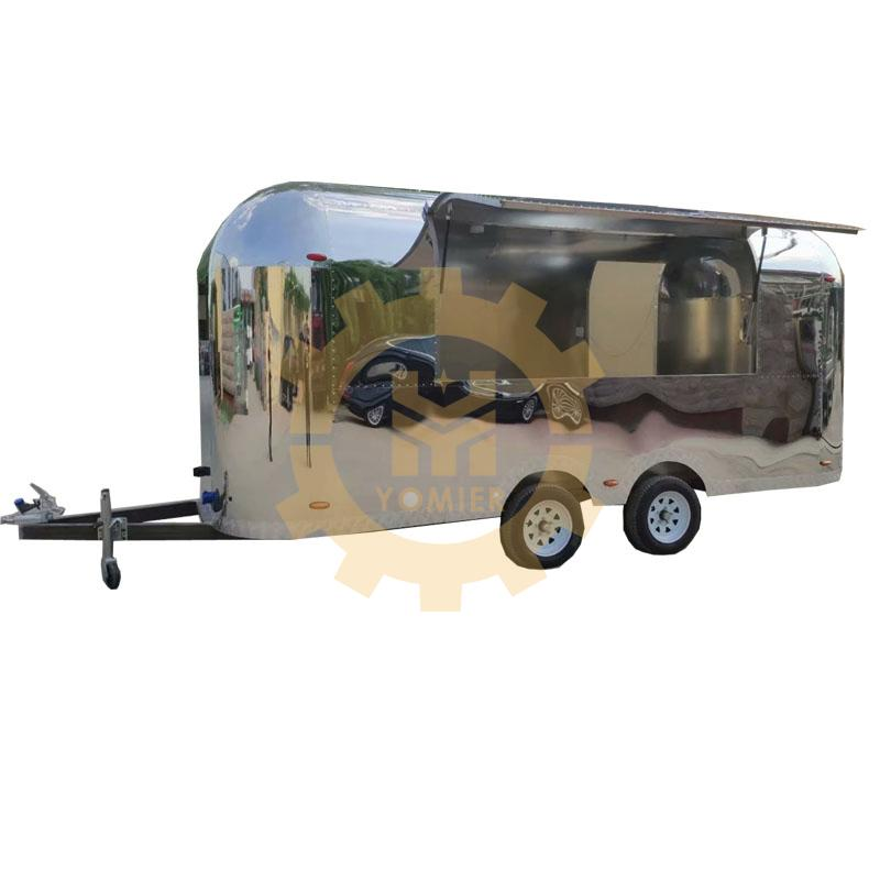Customized Made Mobile Airsteam Food Truck